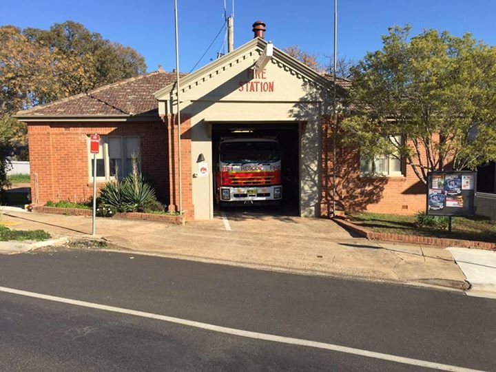 FRNSW Station 417 Parkes cover