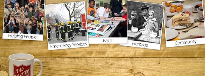 Edinburgh Gorgie Salvation Army cover