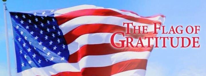 The Flag of Gratitude cover