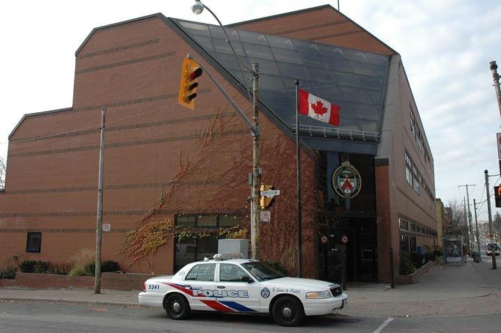 53 Division Toronto Police Service cover