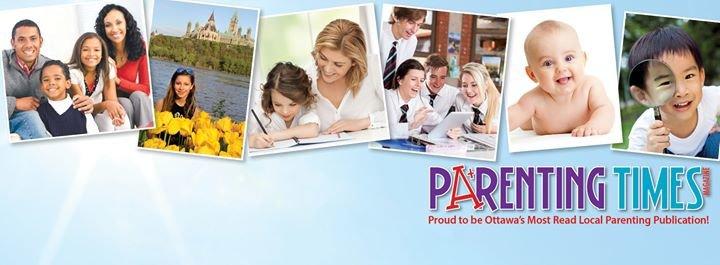 Ottawa Parenting Times Magazine cover