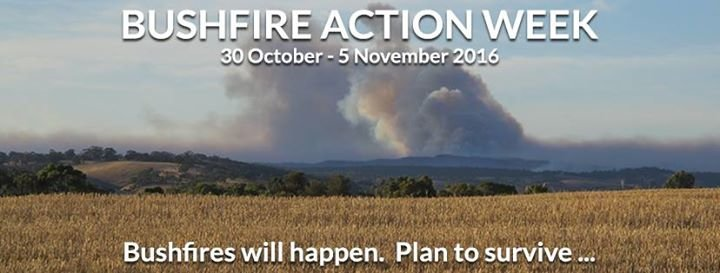 SA Country Fire Service Updates cover