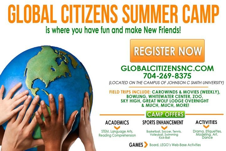 Global Citizens Summer Camp cover