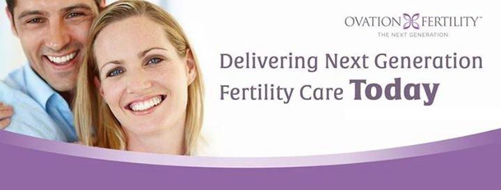Ovation Fertility cover