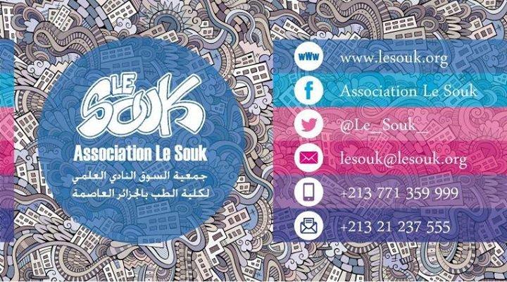 Association Le Souk cover