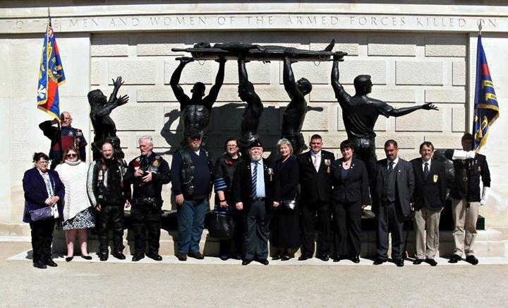 Veterans Association UK cover
