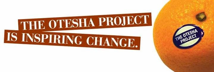 The Otesha Project UK cover