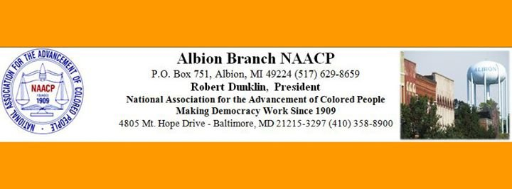 Albion Naacp cover