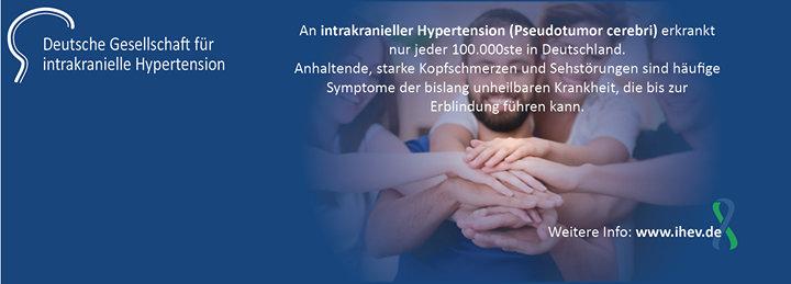 Deutsche Gesellschaft für intrakranielle Hypertension cover