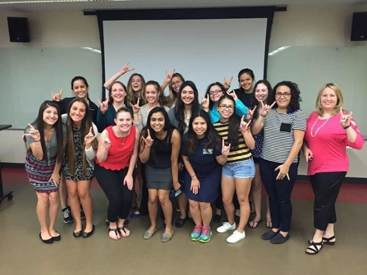 Women Communicators of Austin at The University of Texas at Austin cover