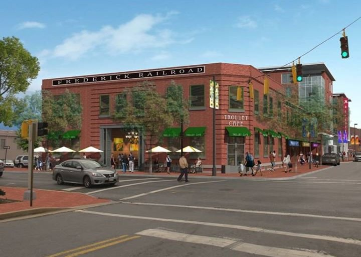 Downtown Hotel at Carroll Creek cover