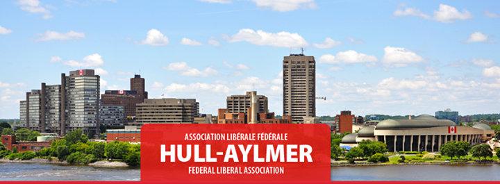 Association libérale fédérale de Hull-Aylmer Federal Liberal Association cover