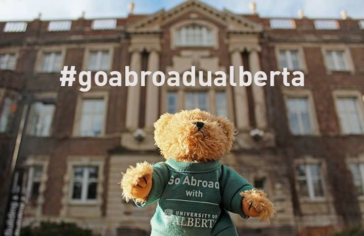 University of Alberta: Go Abroad Office cover