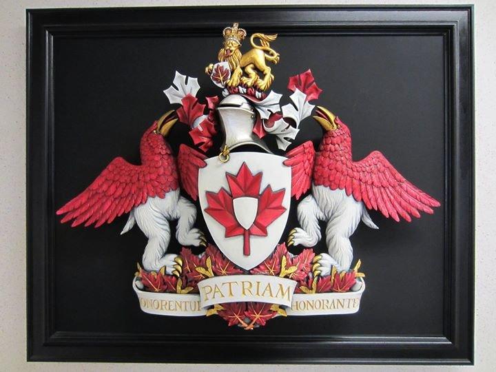 Canadian Heraldic Authority / Autorité héraldique du Canada cover