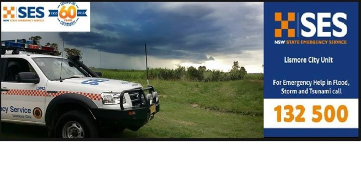 NSW SES Lismore City Unit cover