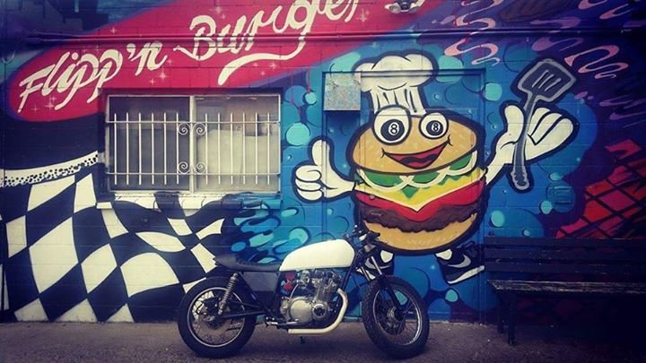 Flipp'n Burgers Kensington cover