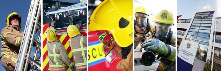 County Durham & Darlington Fire & Rescue Service cover