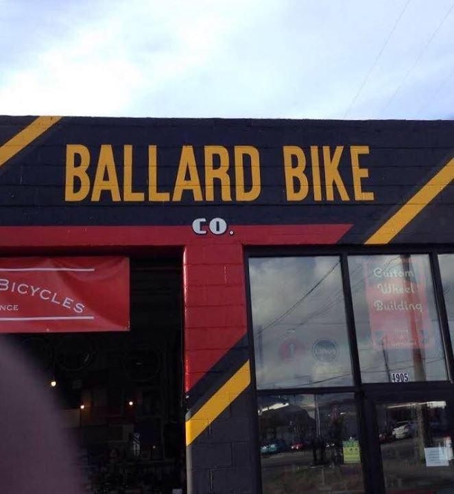 Ballard Bike Co. cover