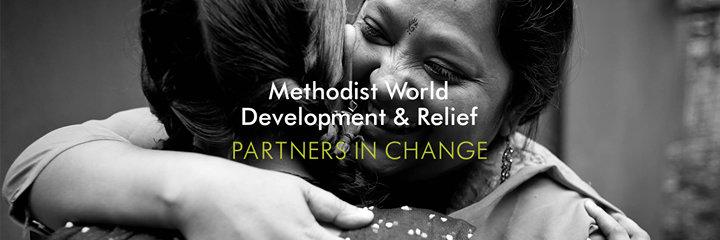 Methodist World Development & Relief cover