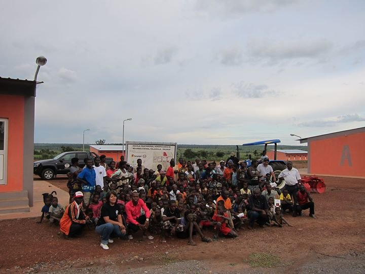 ADRA Angola cover