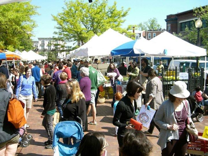 Mount Pleasant Farmers' Market DC cover