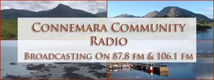 Connemara Community Radio cover
