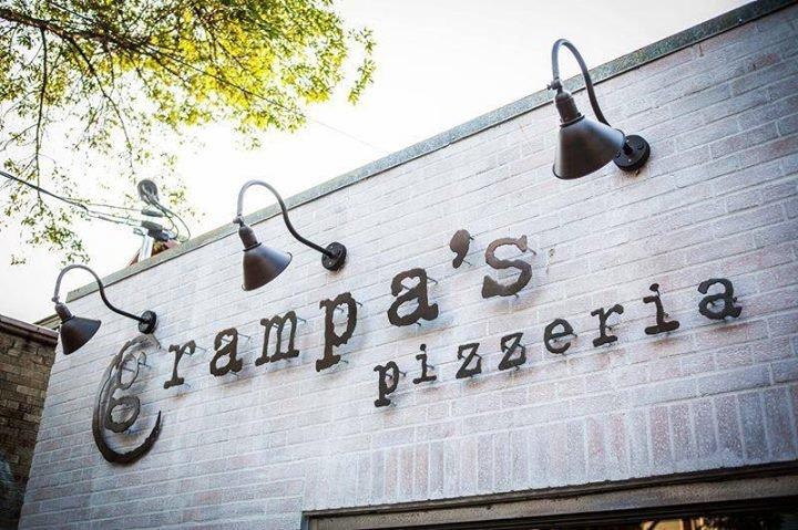 Grampa's Pizzeria cover