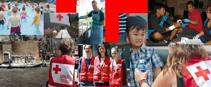 Canadian Red Cross - BC & Yukon cover