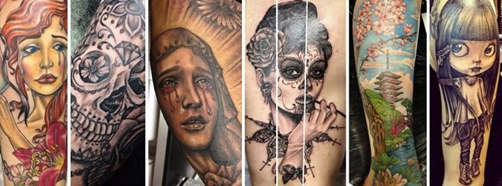 Melissa Szeto - Tattoo Artist cover