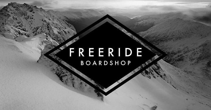 Freeride Boardshop cover