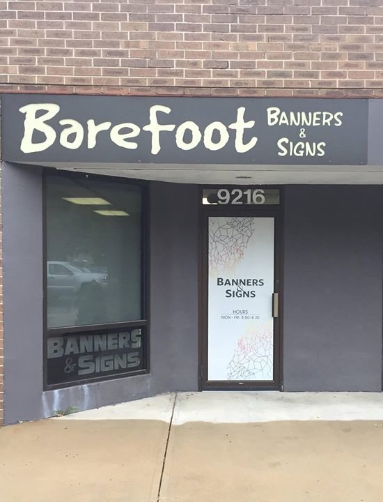 Barefoot Banners & Signs cover