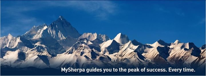MySherpa - Business Technology Guides cover