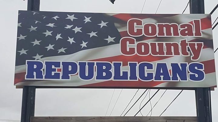 Comal County Republican Party cover