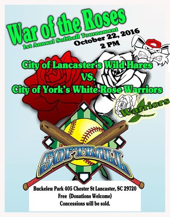See Lancaster SC cover