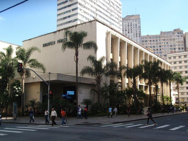 Biblioteca Pública Do Paraná cover