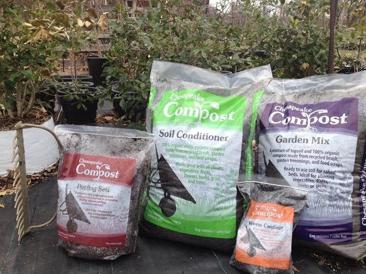 Chesapeake Compost Works cover