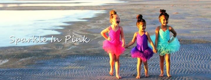Sparkle In Pink cover