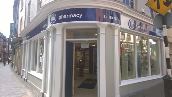 Life Pharmacy Bluetts cover