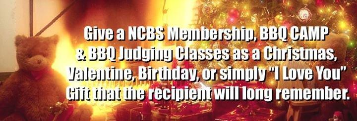 The North Carolina Barbecue Society (NCBS) cover