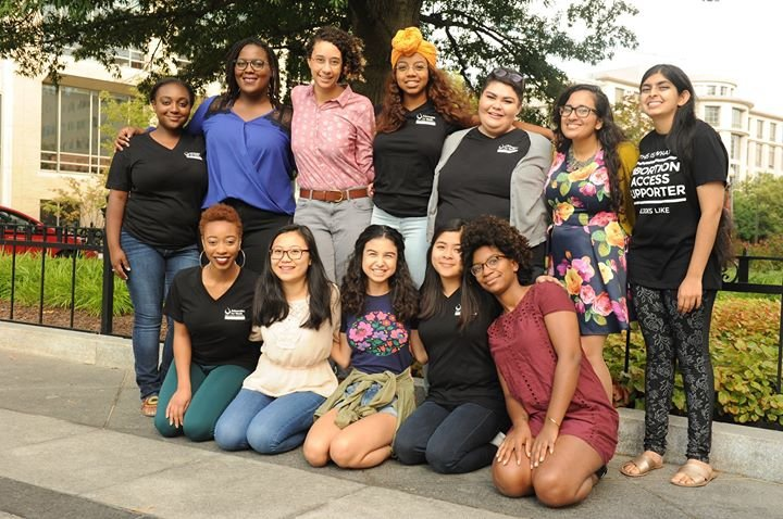 Young Women of Color for Reproductive Justice cover