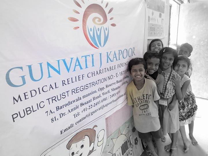 Gunvati J Kapoor Medical Relief Charitable Foundation cover