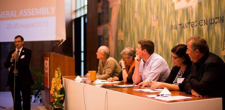 Ecumenical Advocacy Alliance cover