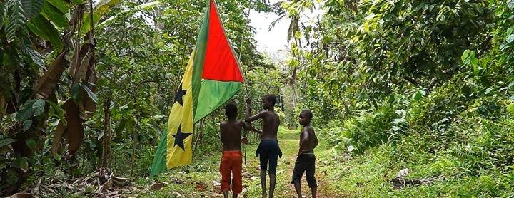 UNICEF São Tomé e Príncipe cover