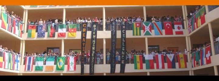 International School of Dakar cover