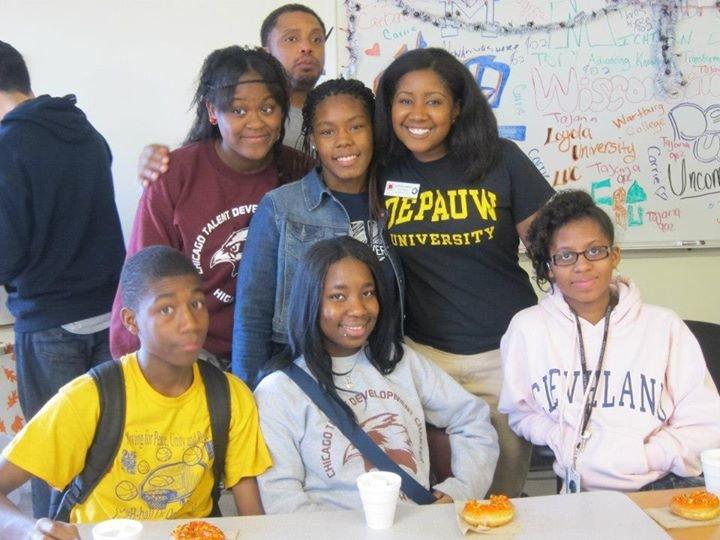 Chicago Talent Development Charter High School cover