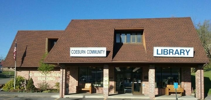 Coeburn Community Library cover
