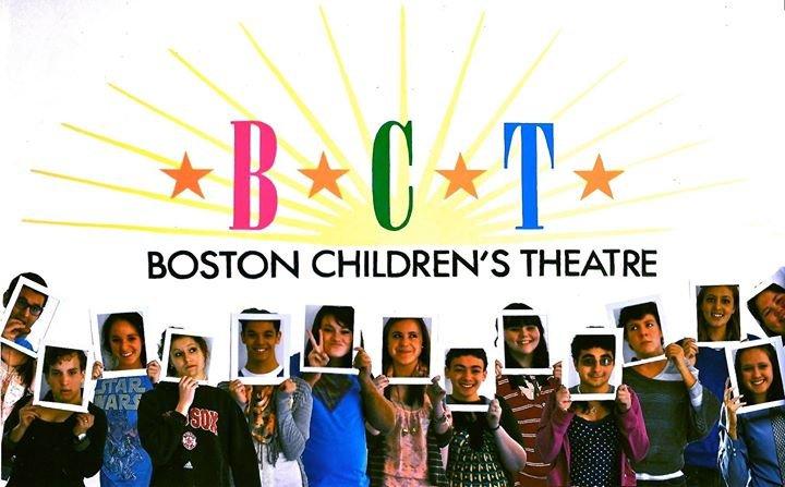Boston Children's Theatre cover