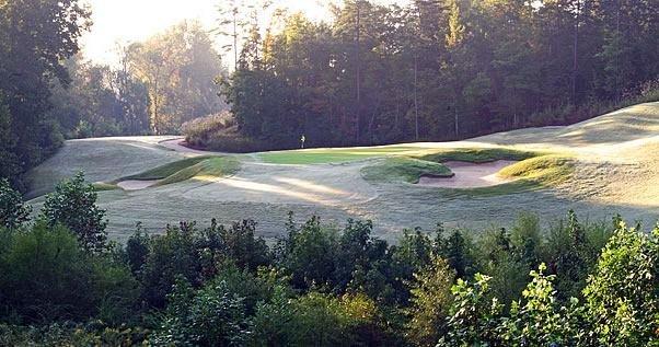 Springfield Golf Club cover