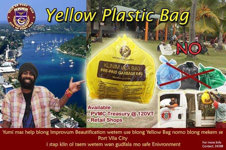 Port Vila Municipality Council cover