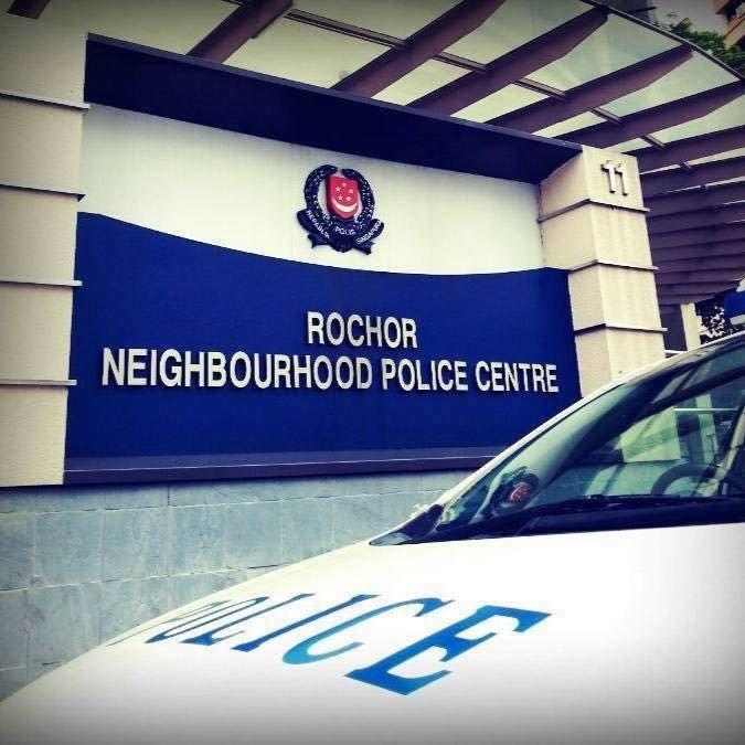 Rochor Neighbourhood Police Centre cover